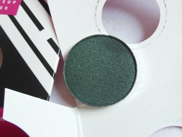 Makeup Geek Envy Eye shadow Shade