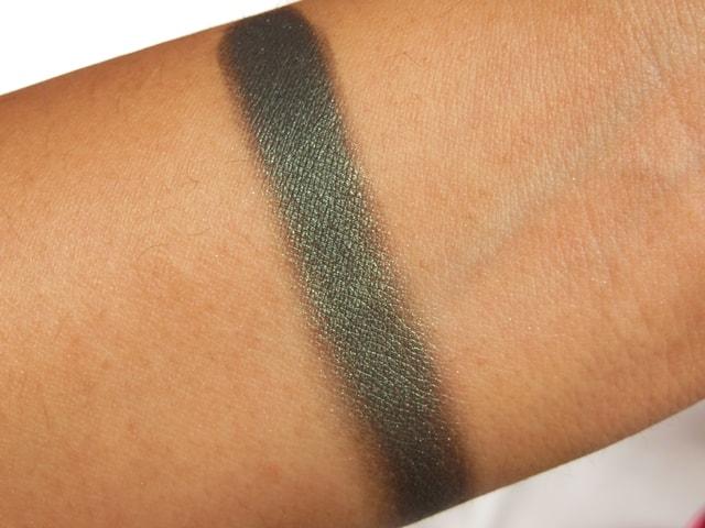 Makeup Geek Envy Eye shadow Swatch 2
