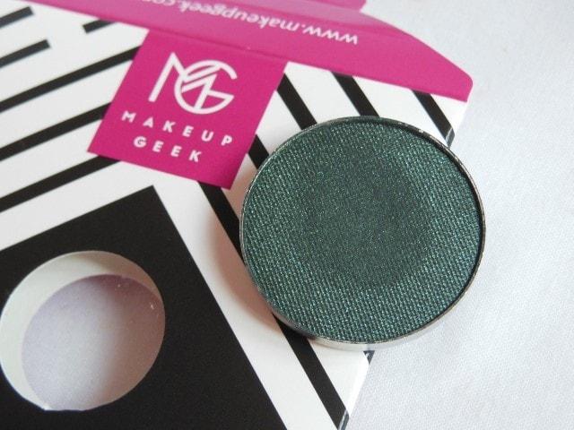 Makeup Geek Eye shadow Envy