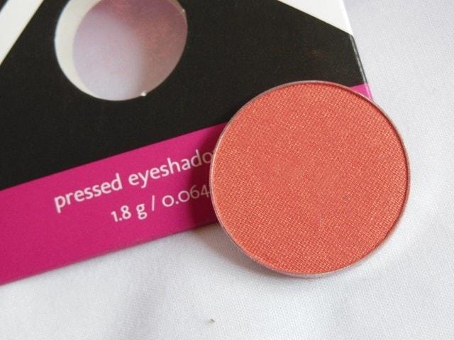 Makeup Geek Mango Tango Eye Shadow Review