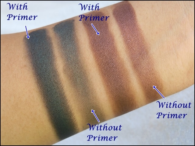 Sedona Lace Stick It To 'Em Eye Shadow Primer Eye Shadow Swatches