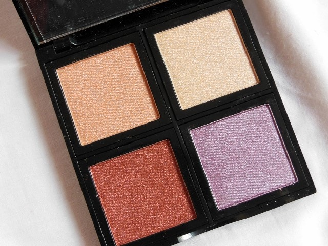 Sedona Lace The Babe Collection Eye Shadow Palette Bridgette