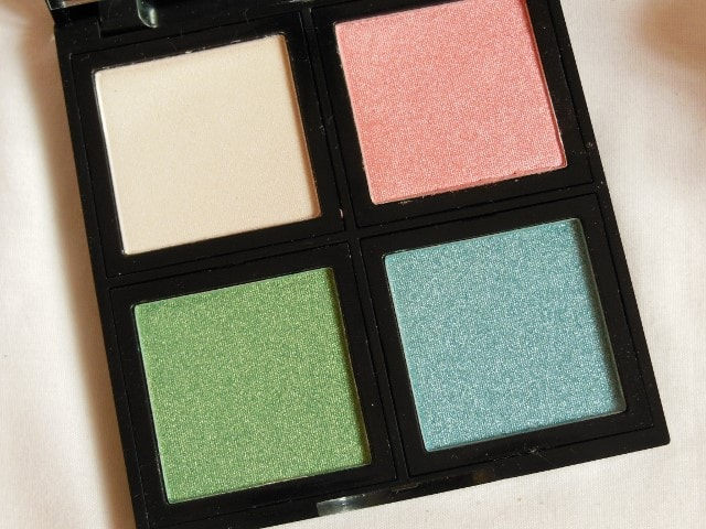 Sedona Lace The Babe Collection Eye Shadow Palette Dana Packaging