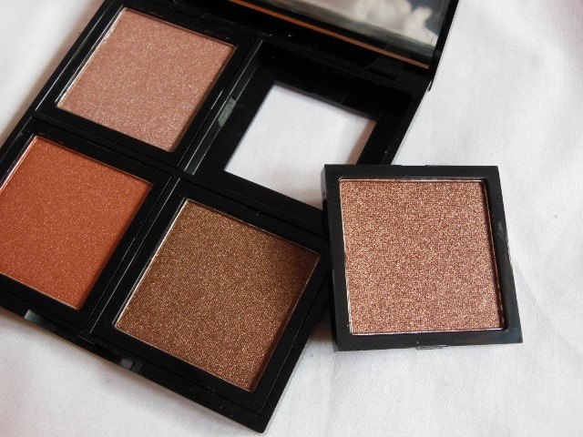 Sedona Lace The Babe Collection Eye Shadow Palette Pan Removed