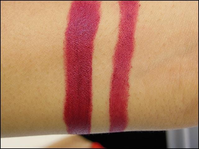 Sugar Matte As Hell Crayon Lipstick in Poison Ivy Swatch