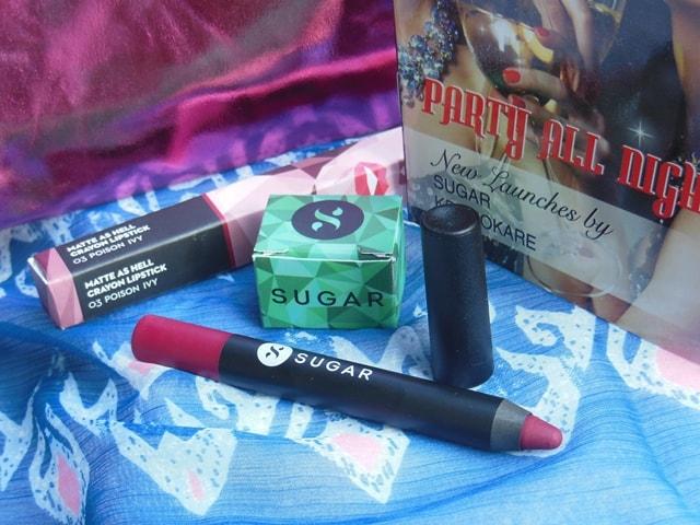 Sugar Matte As Hell Crayon Lipstick