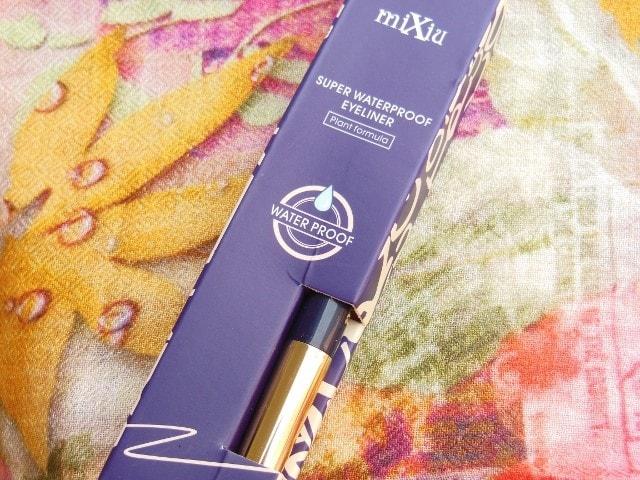 BornPrettyStore Makeup- Mixiu waterproof eyeliner