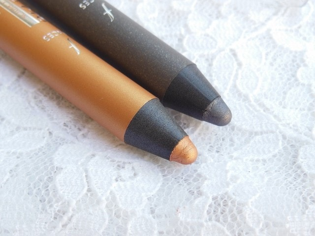Faces Ultime Pro Eye Shadow Crayon Night Fever and Dancing Queen Review