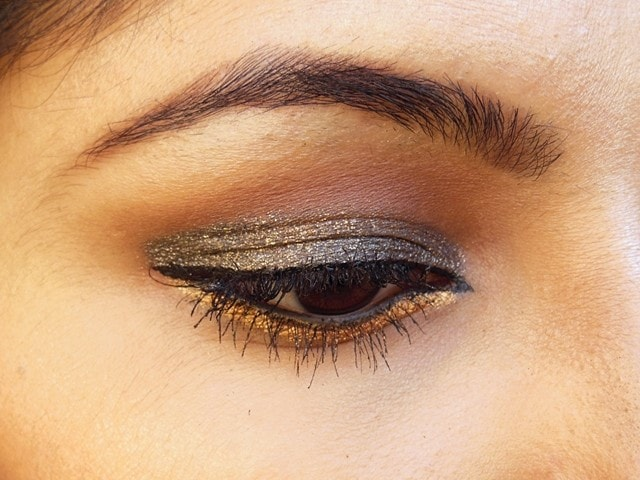 Faces Ultime Pro Eye Shadow Crayons in Dancing Queen and Night Fever Eye Look