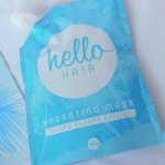 Hello Hair Hydrating Mask Islnd Escape Edition
