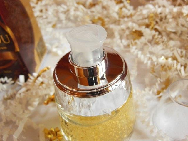 ISA XANADU Gold Serum Packaging