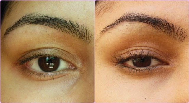 LiLash Demi Purified Lash Serum Results