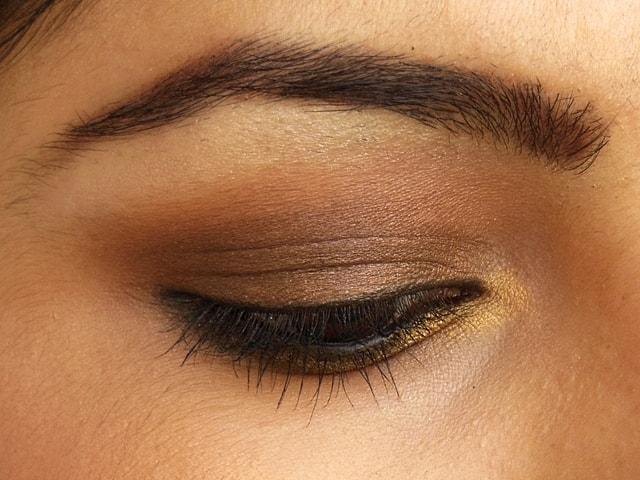 Luxie Beauty Dark Brown Eye Shadow 302, 104 EOTD 1
