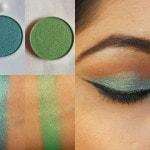 Makeup Geek Mermaid and Appletini Look