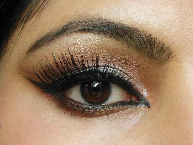 ModelRock False EyeLashes #118 EOTD