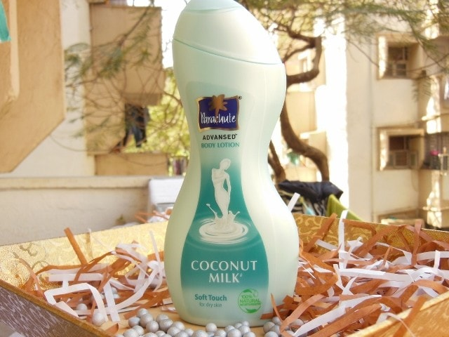 Parachute Advansed Body Lotion Soft Touch for Dry Skin