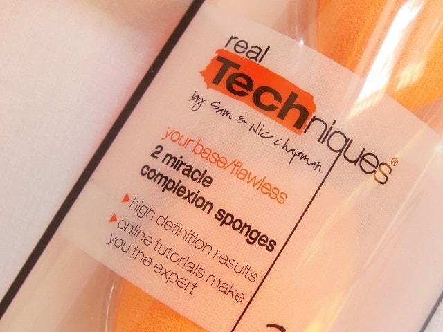 Real Techniques Complexion Sponge