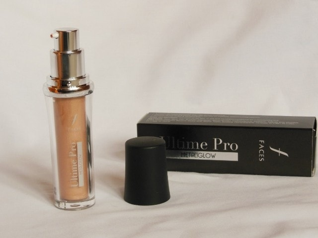 Faces Ultime Pro MetaliGlow Champagne Review