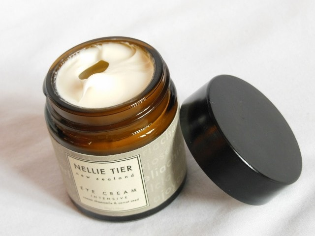 Nellie Tier Eye Cream Packaging