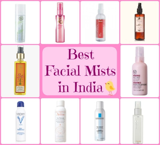 Best Facial Mists In India