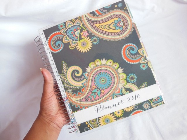 Nirmala Franklin Everday Planner