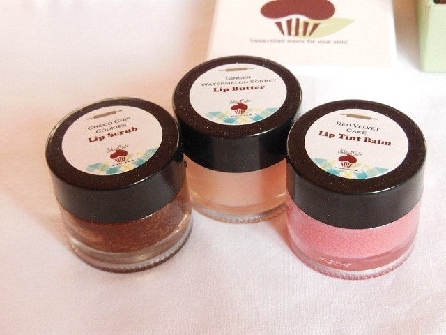 SkinCafe Lip care Products Packaging