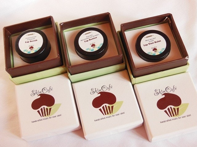 SkinCafe Lip care Products Review
