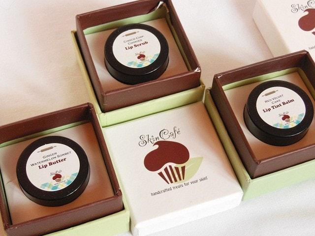 SkinCafe Premium Lip Care Products