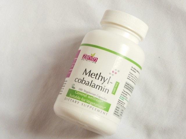 Zenith Nutrition Methylcobalamin Capsules Review