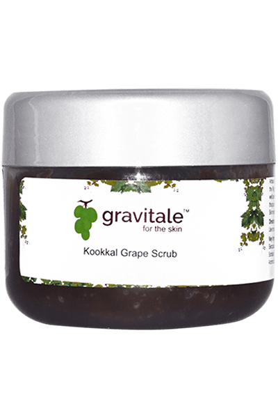 Gravitate Kokkal Grape Body Scrub