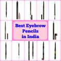Best Eyebrow Pencils in India