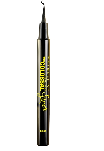Best Pen Eye Liners In India -Maybelline The Colossal Liner-Black