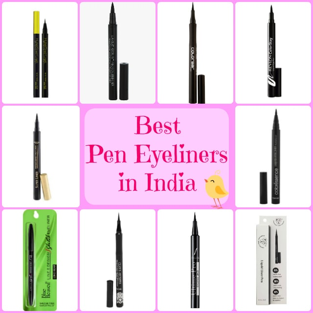 Best Pen Eye Liners In India
