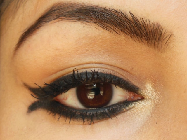 Maybelline the Magnum Barbie Mascara Eyes