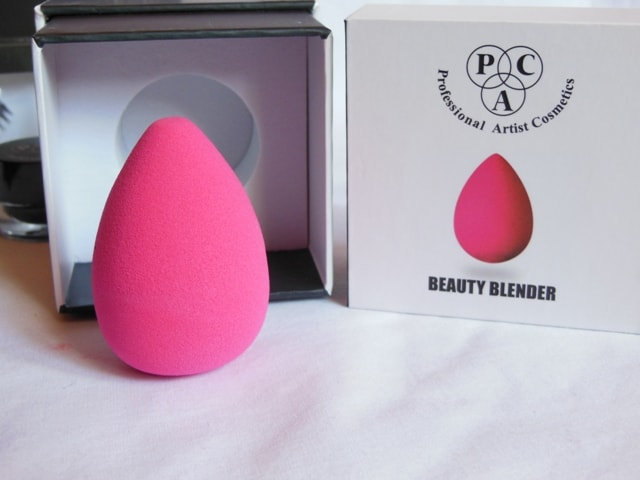 PAC Cosmetics Beauty Blender Review
