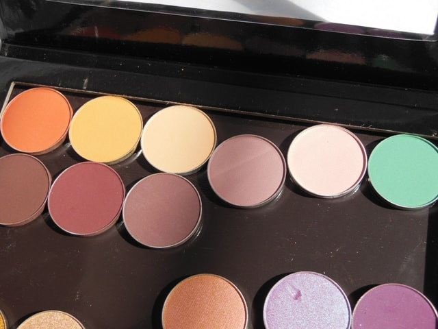 Problems with PAC Cosmetics Empty Magnet Palette