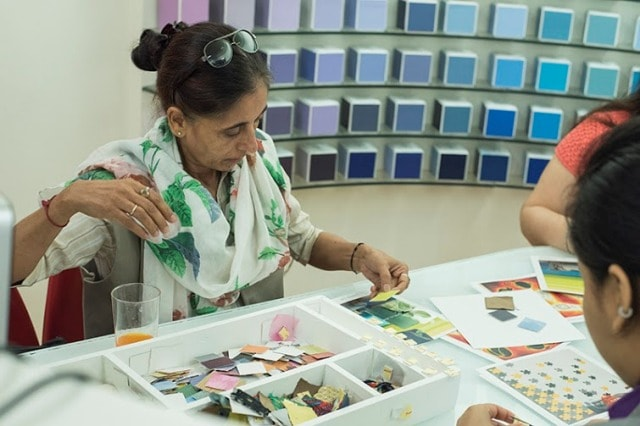 Asian Paints #WorldInteriorsDay Bloggers Meet