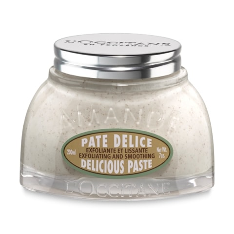 Best Body Scrubs for Dry Skin in India - L'Occitane Almond Delicious Paste Body Scrub