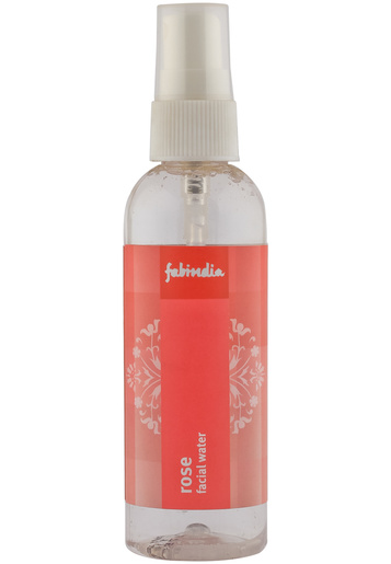 Best Facial Mists In India- Fabindia Rose Facial Water