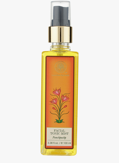 Best Facial Mists In India- Forest Essentials Facial Tonic Mist Panchpushp