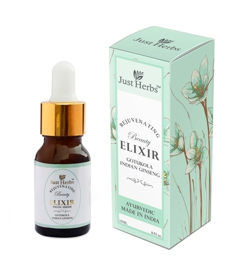 Just Herbs Rejuvenating Facial Elixir