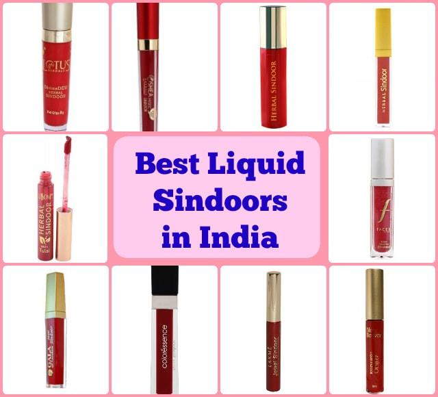 Best Liquid Sindoors in India