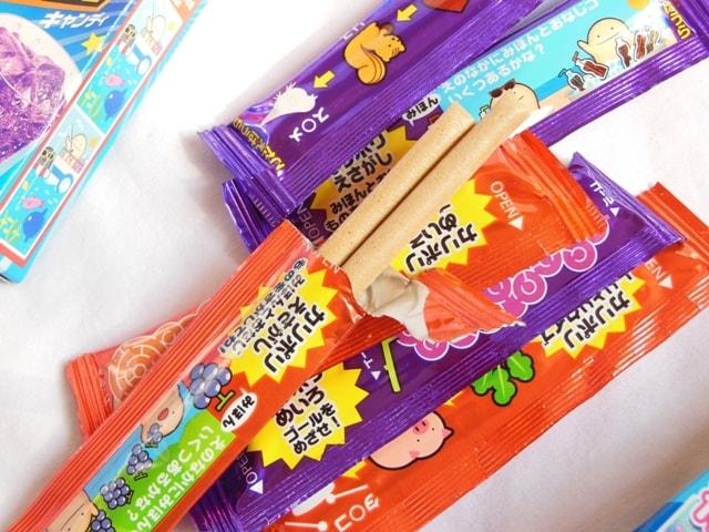 Japan Candy Box - Candy Sticks