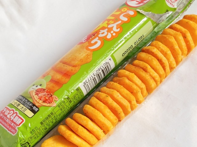 Japan Candy Box March 2016 Snack Biscuits