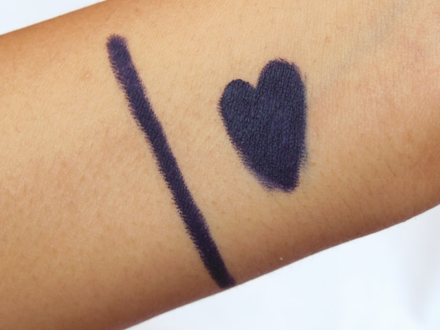 L'Oreal Paris Infallible Silkissime Eye Liner Plum Prune Swatch