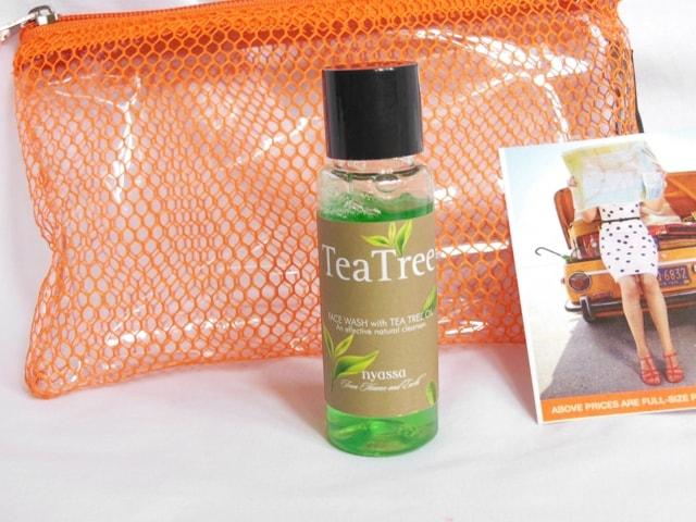 May Fab Bag 2016 - Nyassa Tea Tree Face Wash