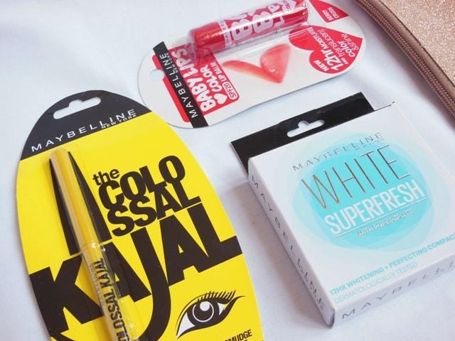 Maybelline Summer Makeup Essentials Kit