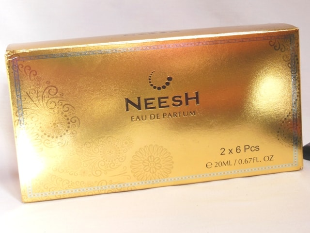 Neesh Eau Da Parfum Women's Collection