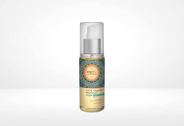 Best Hair Serums for Frizzy Hair In India - Arganic 100 Organic Moroccan Argan Hair Serum