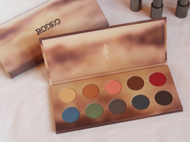 Blog Sale - Zoeva Rodeo Belle Eye Shadow Palette